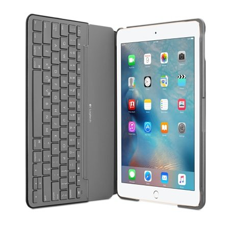 Best iPad Case With Keyboard - Shell Style