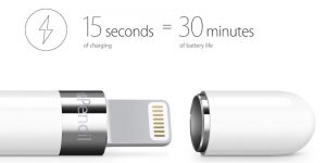 Apple Pencil Fast Charge