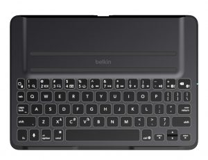 Belkin QODE iPad Air Keyboard Case - Detailed