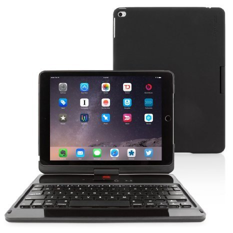 Snugg Wireless Bluetooth Keyboard Case Cover