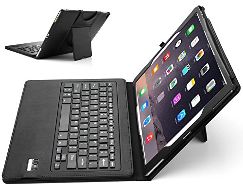 IVSO Apple iPad Pro 12.9 Case With Keyboard