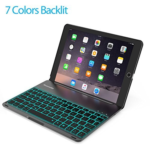 Favormates iPad Pro 10.5 Keyboard Case Review