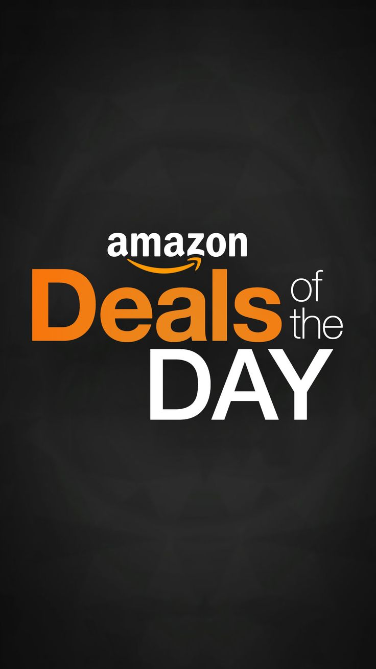 Amazon 2017 Black Friday - Deals Of The Day