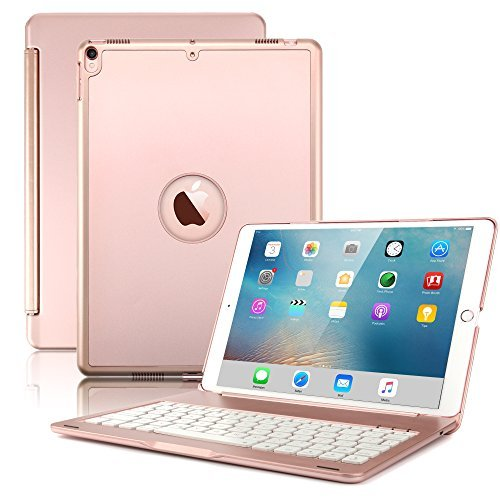 Boriyuan New iPad Pro 10.5 Keyboard Case Review