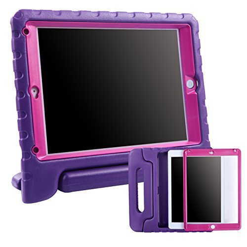 HDE iPad 9.7-Inch Bumper Case for Kids Review