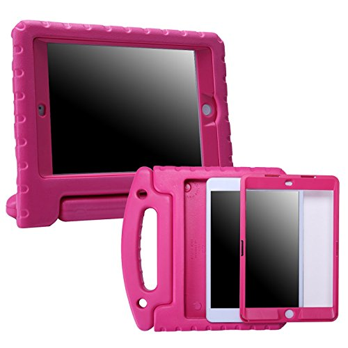 HDE iPad Mini 1 2 3 Shockproof Bumper Case for Kids Review